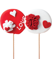 lollipops valentines